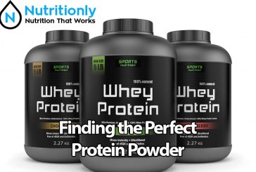 Finding the Perfect Protein Powder