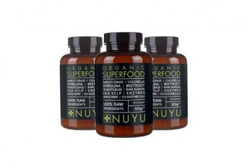 NUYU Superfood Review – Keeps You Active, Healthy and Happy