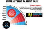 Improved Size and Strength with 16/8 Intermittent Fasting
