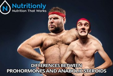 Differences Between Prohormones and Anabolic Steroids
