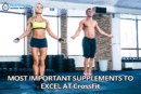Most Important Supplements To Excel at CrossFit
