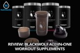 A Review of BlackWolf Workout Supplement